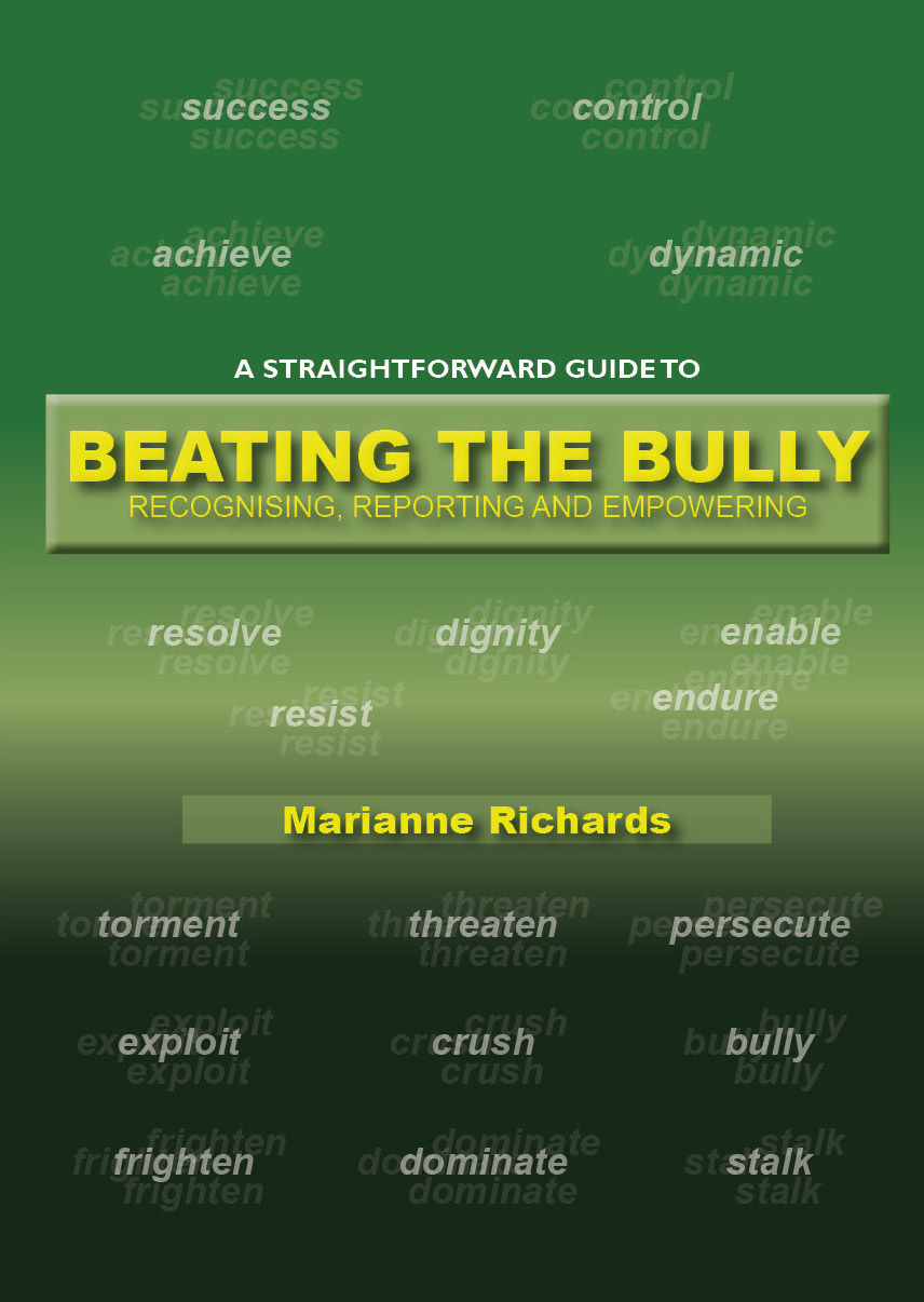 Beating the Bully cover