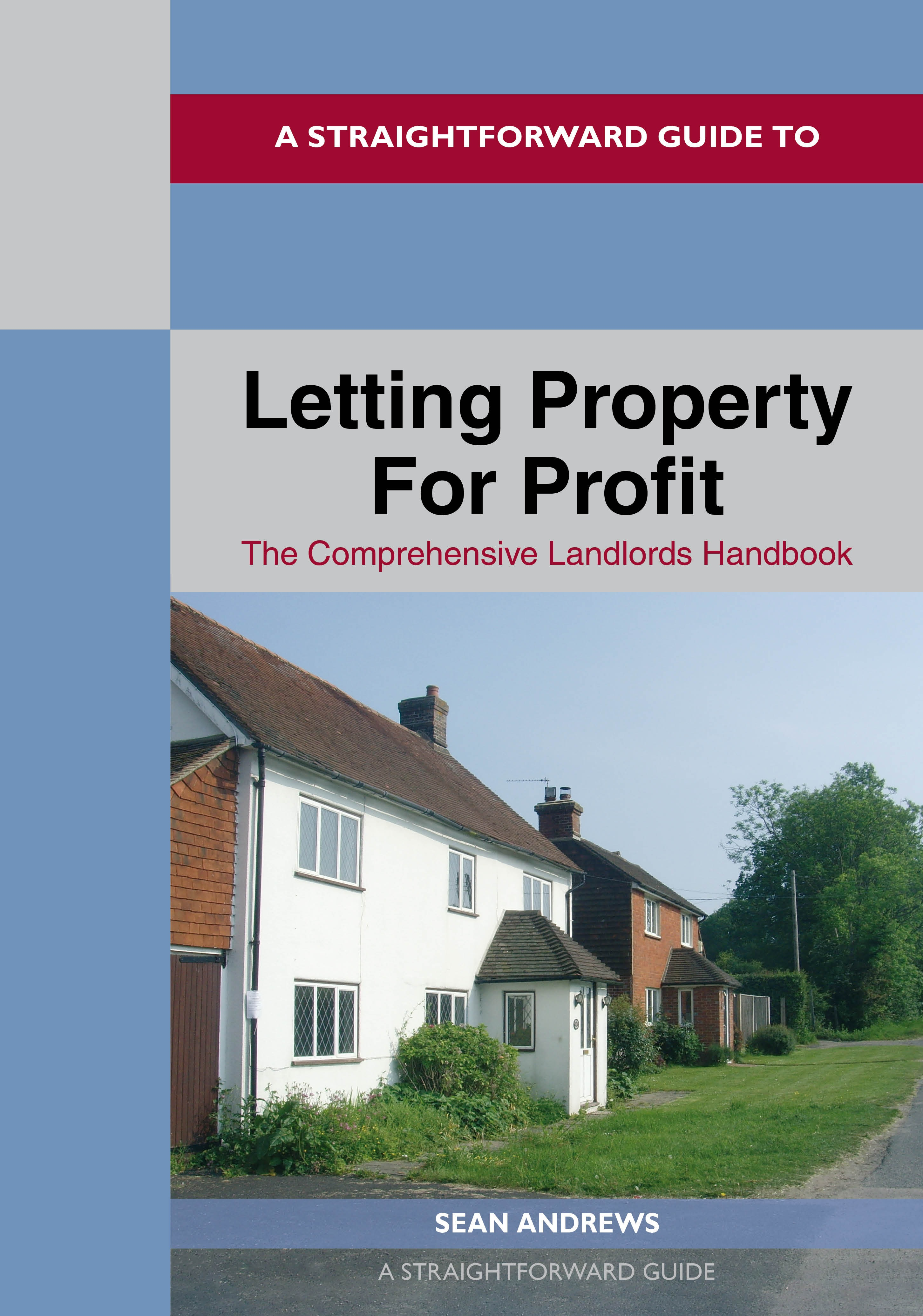 Letting Property for Profit book cover
