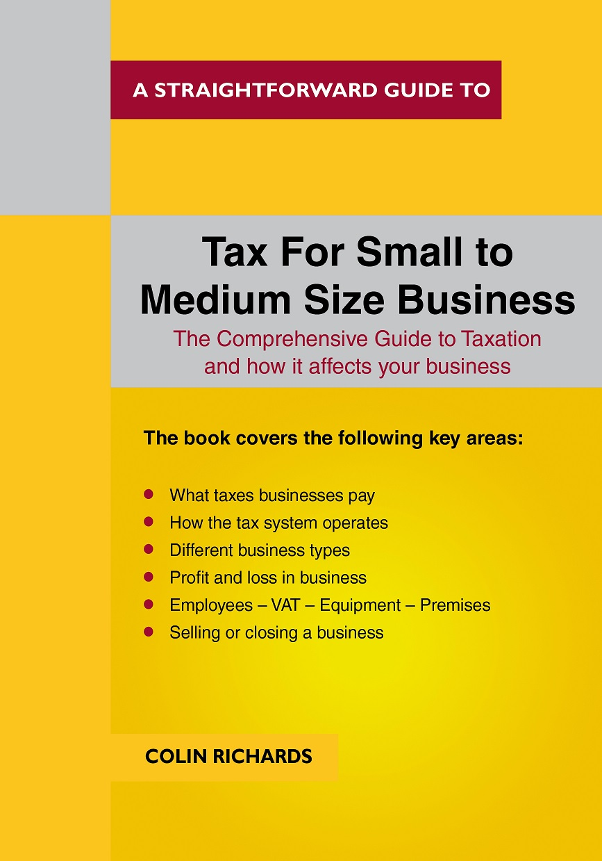 Tax for small/medium business