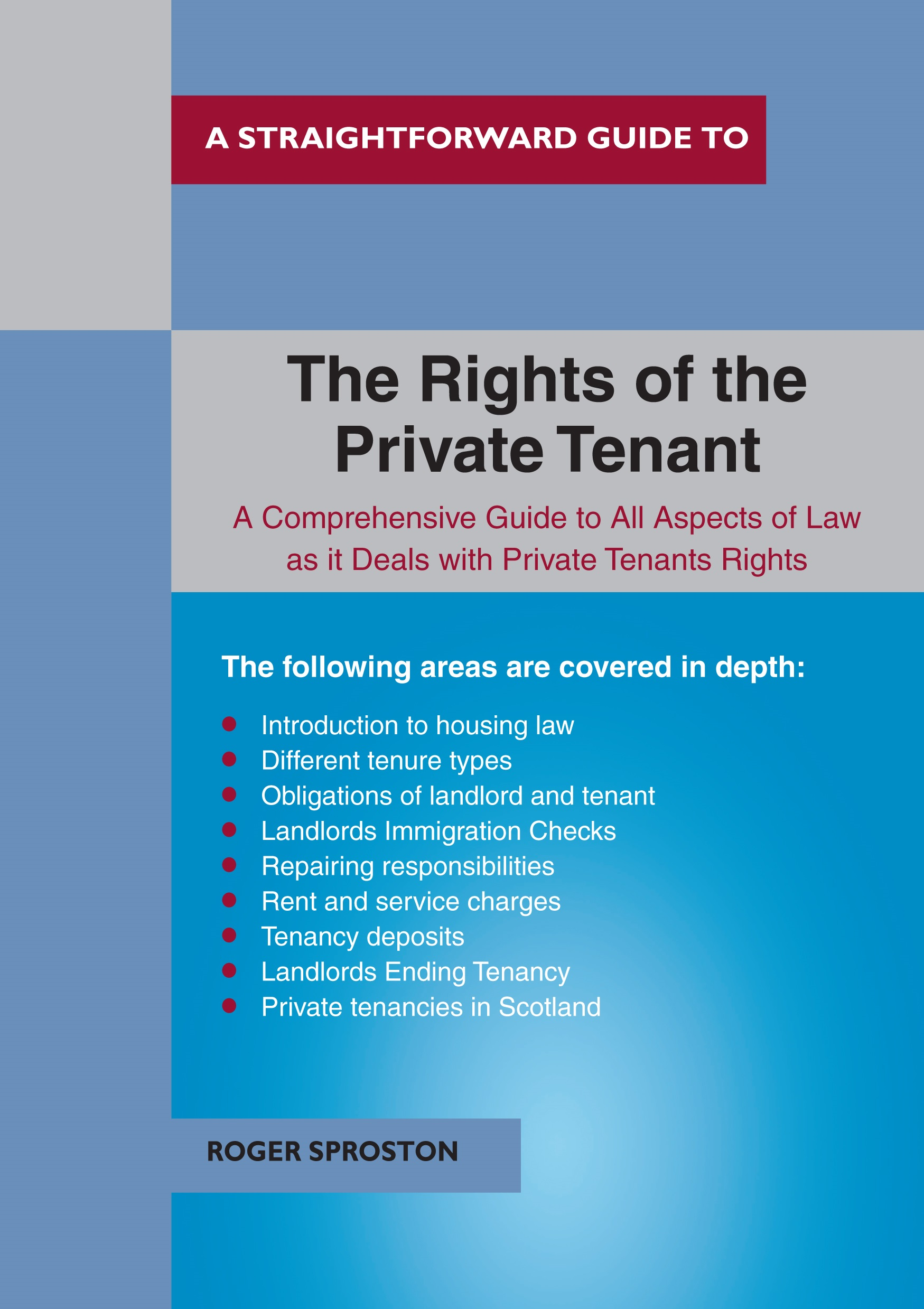 Rights of the Private Tenant cover