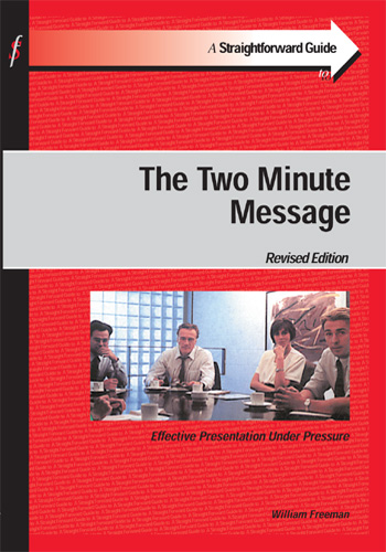 The Two-Minute Message