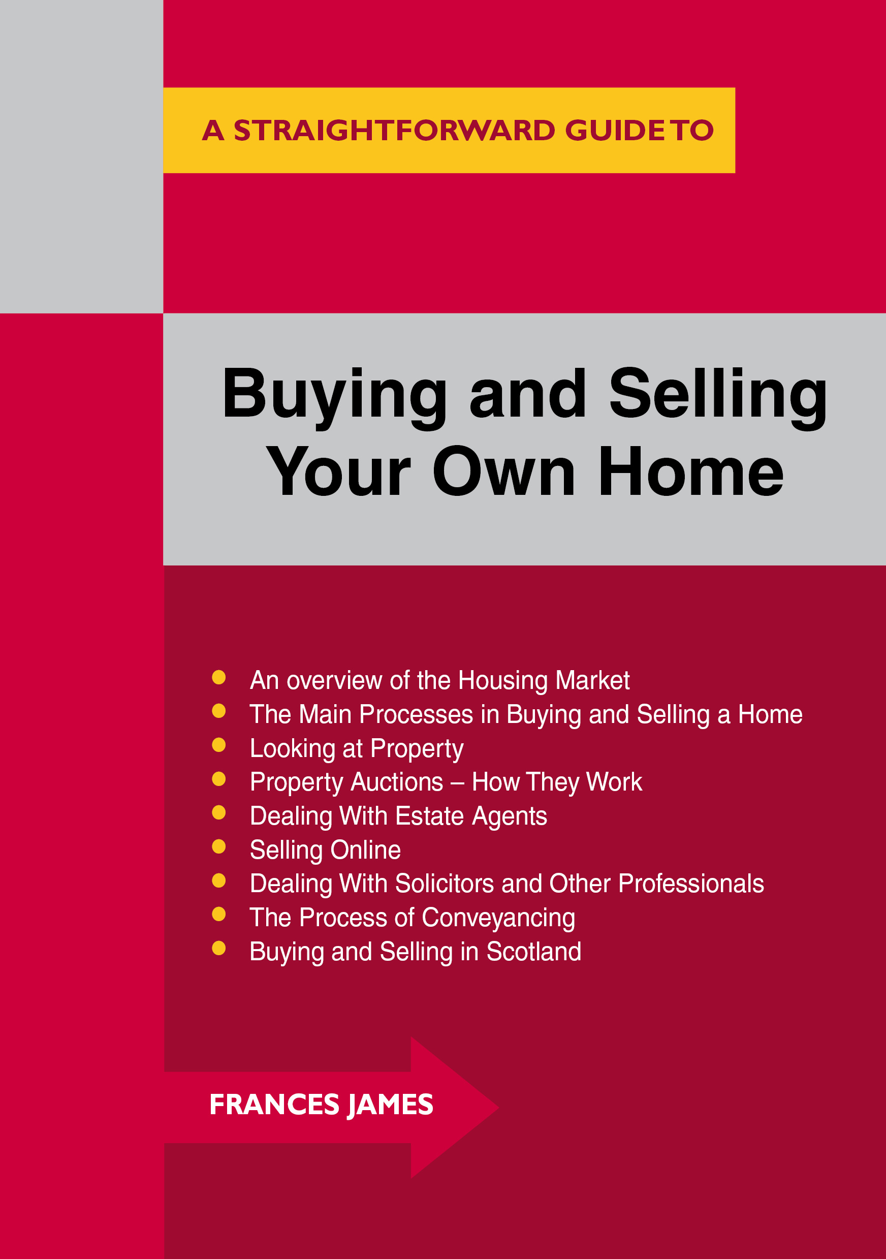 Buying and Selling Your Own Home book cover