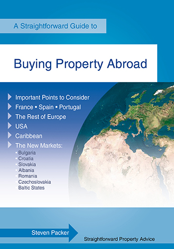 Buying Property Abroad book cover