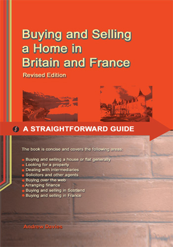 Buying and Selling a Home in Britain and France book cover