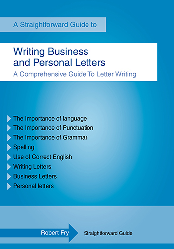 personal and business letters image
