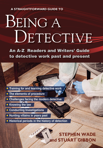 Being a Detective cover