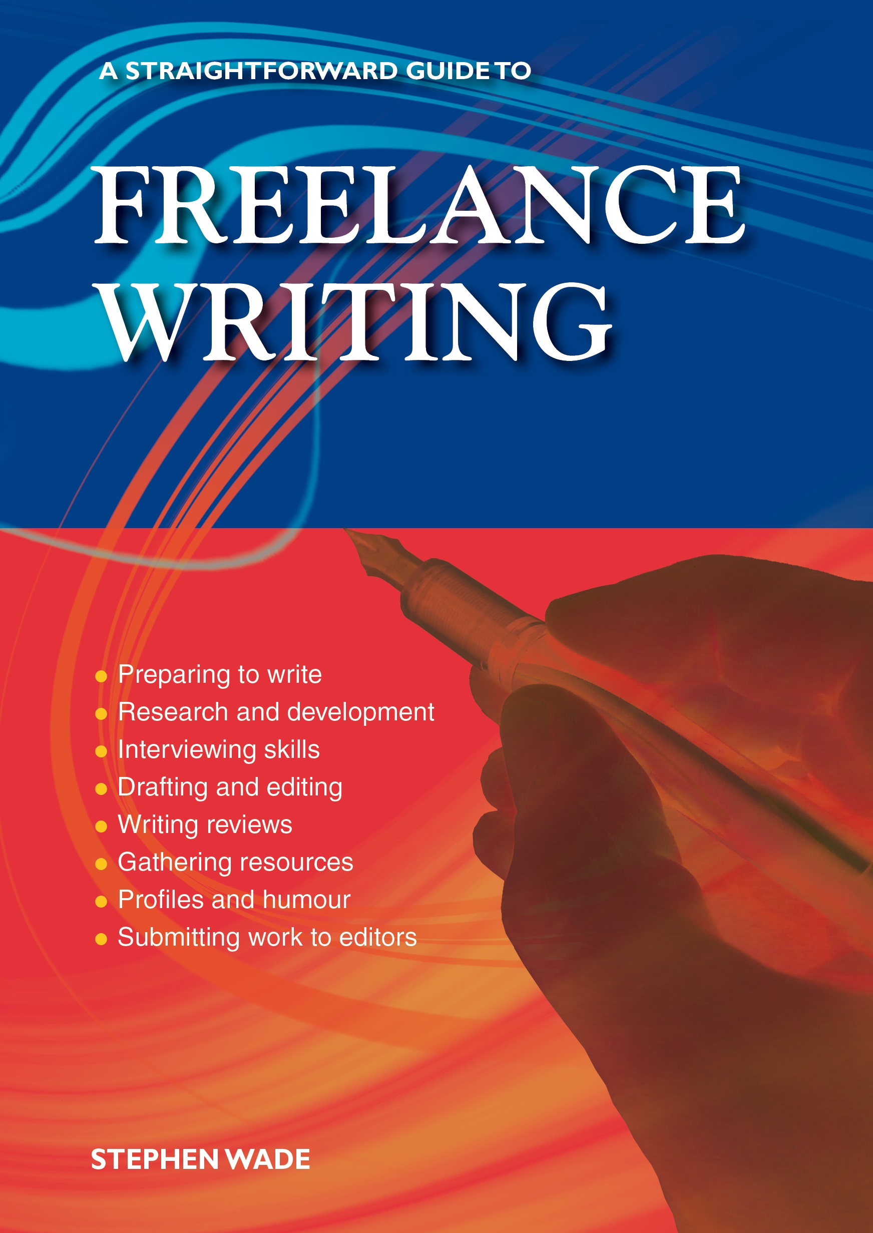 Freelance Writing cover