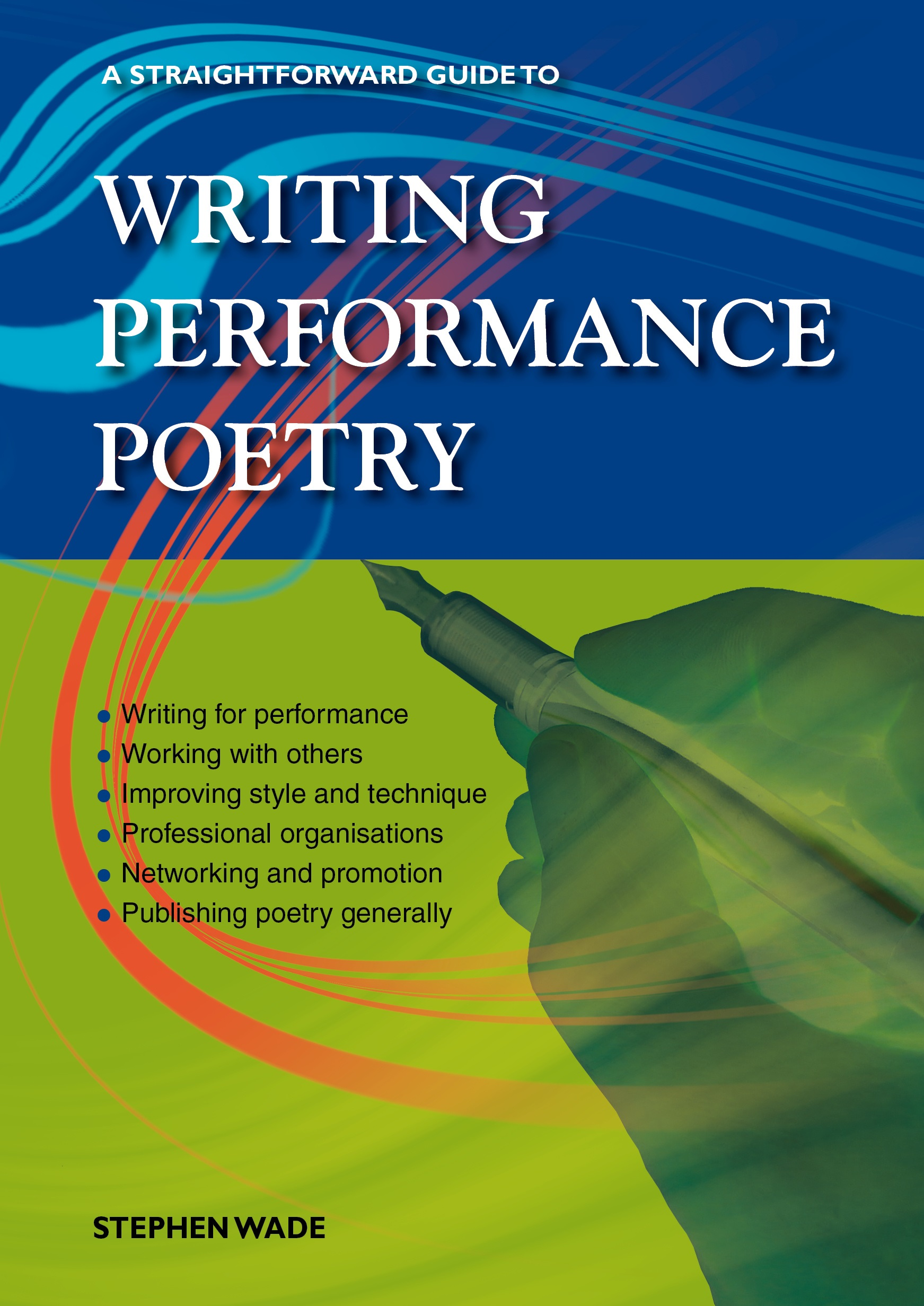 Writing Performance Peotry