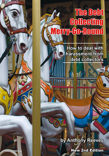 debt collecting book cover