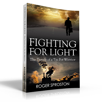 FIGHTING FOR LIGHT COVER